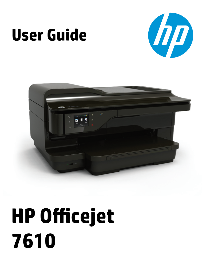how to clean hp 7610 printer