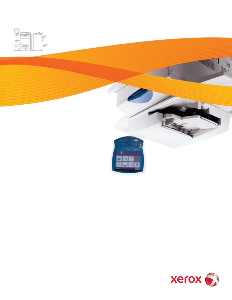 Manual de uso de Xerox WORKCENTRE 7775 - manual de instrucciones de