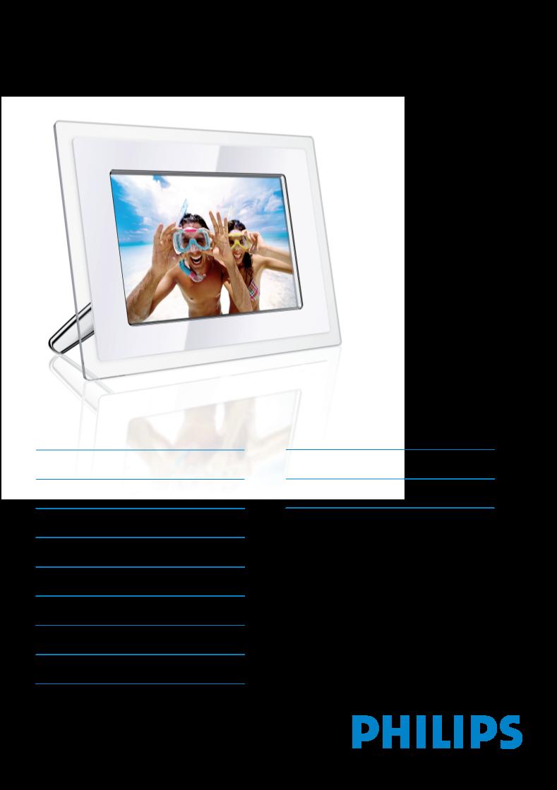 mode d emploi philips photoframe 10ff2 manuel d