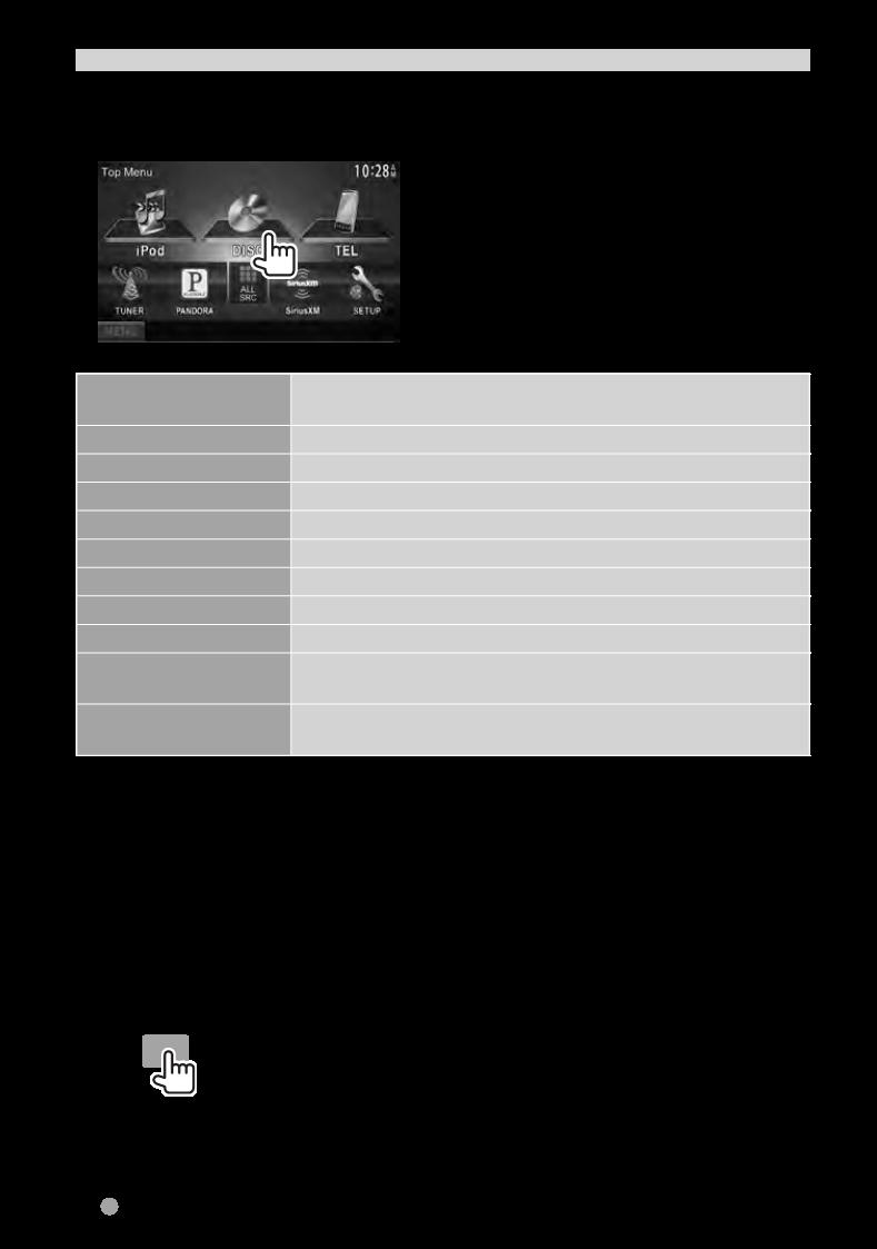 Manual de uso de Kenwood Ddx370 Car Dvd Player DDX370