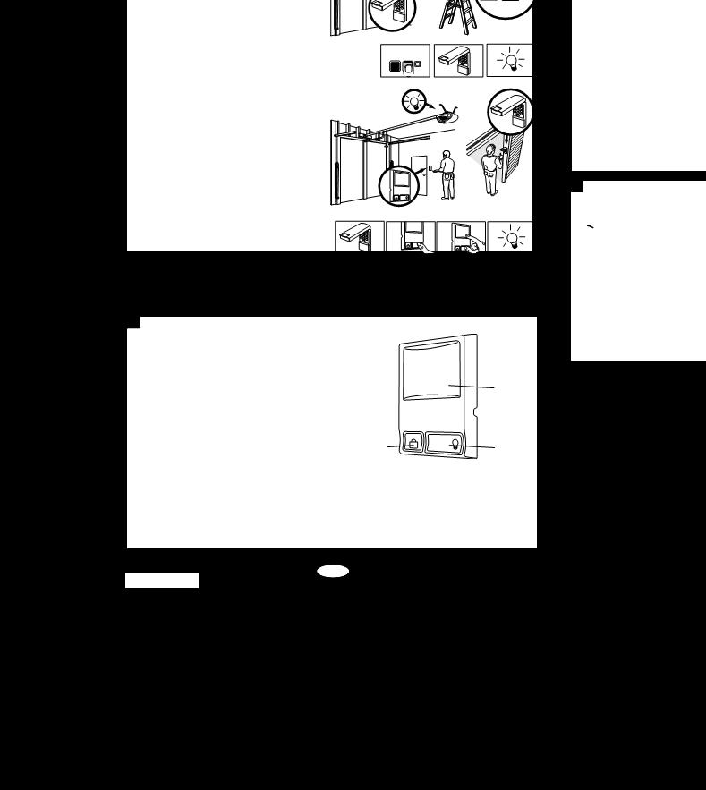Mode D'emploi LiftMaster Garage Door Opener 800A