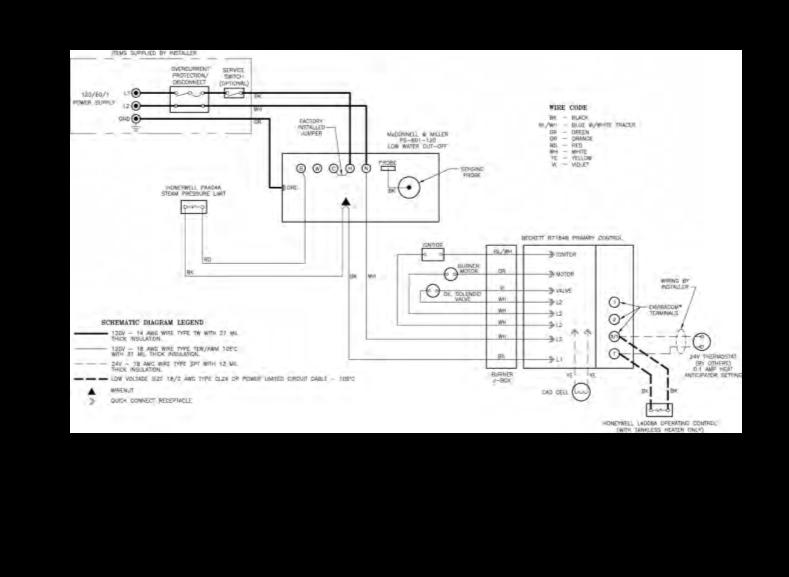 gebruiksaanwijzing energy tech laboratories riello 40 series handleiding onderhoudsinstructie