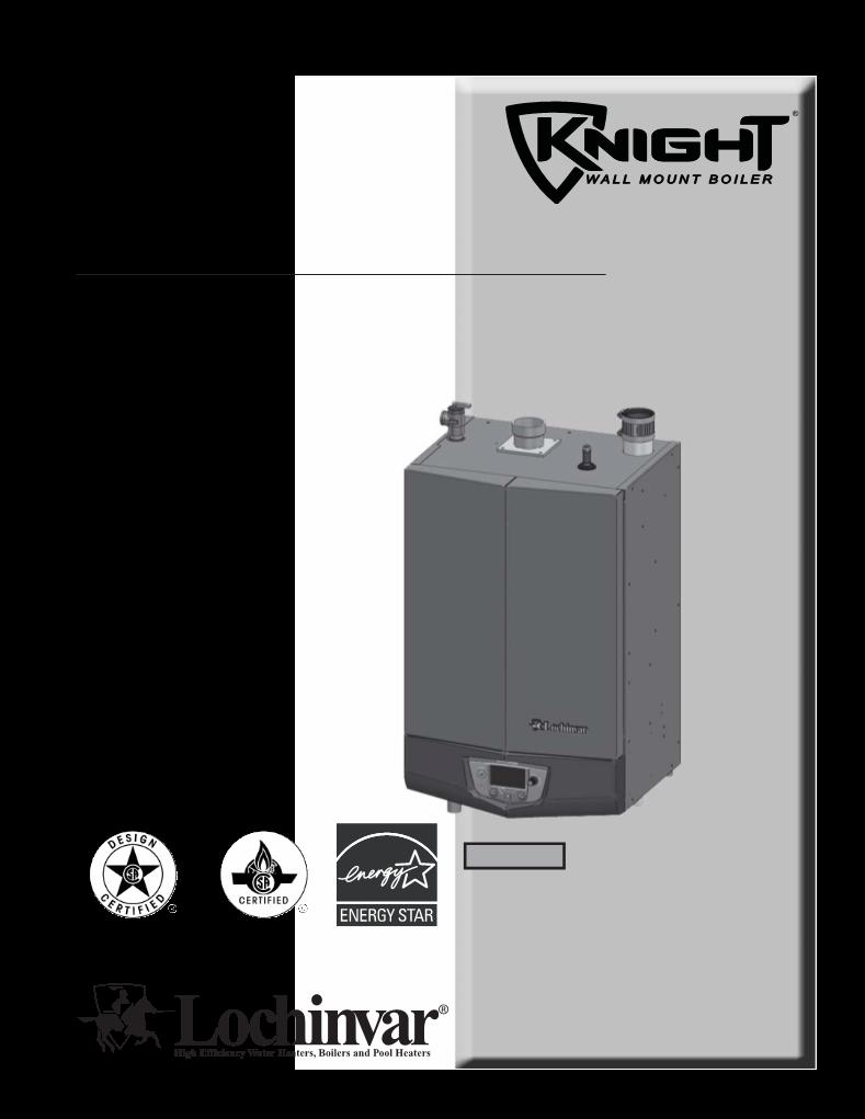 lochinvar knight boiler service manual