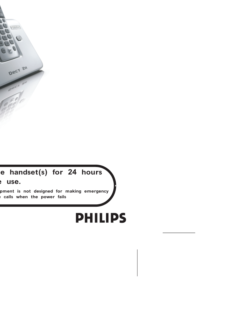problemen philips dect telefoon