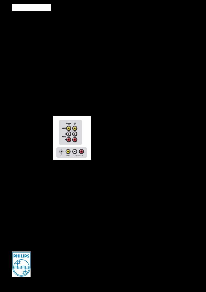 användarhandbok philips tv