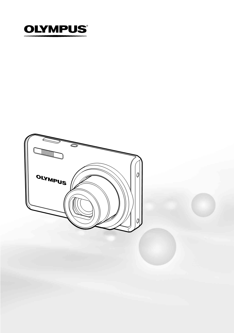 User manual for Olympus X-930 - a user manual, servicing