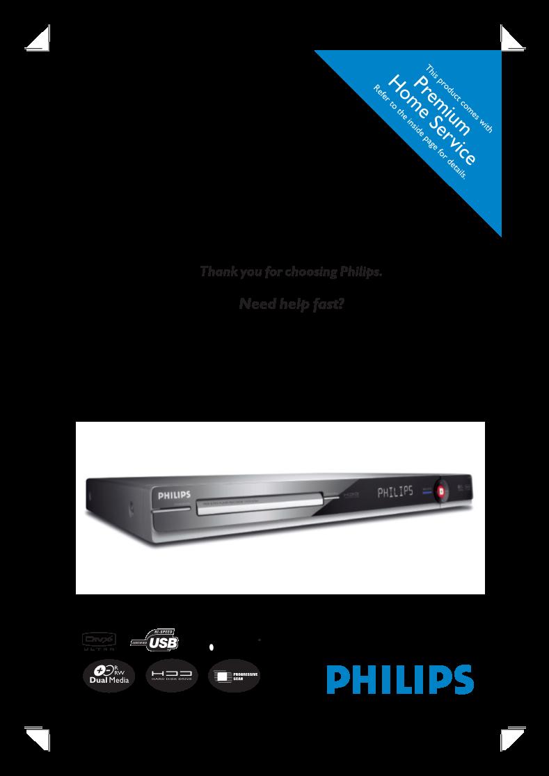 mode d emploi philips dvdr3570h58 manuel d utilisation philips hdd dvd recorder hdr 3700 manual Philips DVDR3576H 37