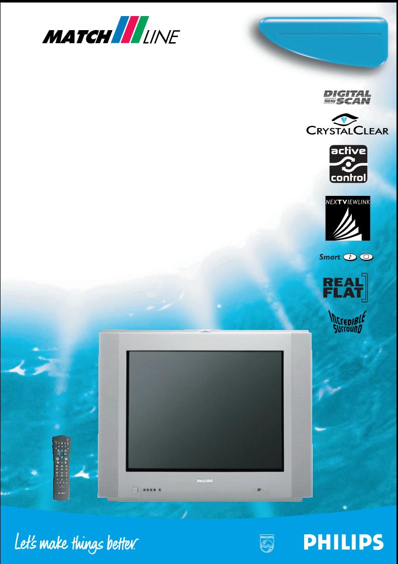 philips tv manualer
