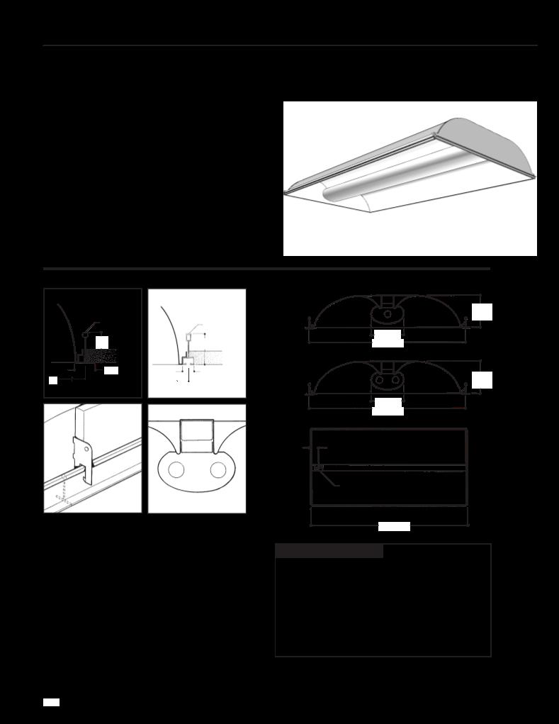 manual de uso de lightolier hp90 recessed fluorescent