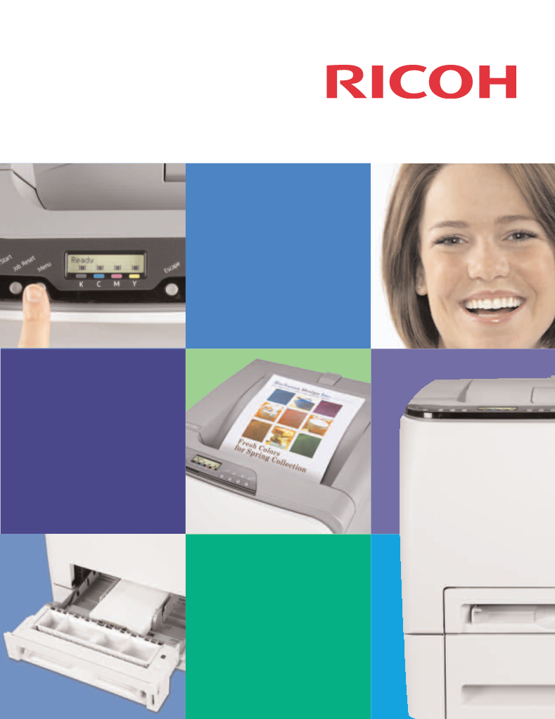 ricoh aficio sp 4210n manual